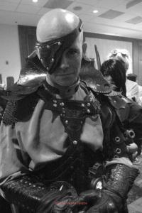 Cedric as Faust